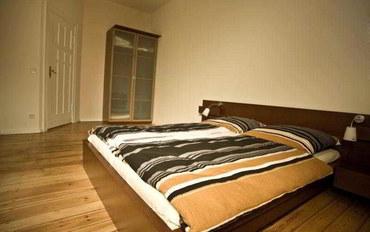 柏林酒店公寓住宿:布鲁塞勒大街欧洲公寓