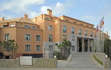埃什托里尔海岸酒店公寓住宿:卡斯凯什意大利皇家别墅