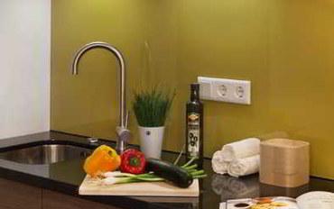 法兰克福酒店公寓住宿:法兰克福市中心馨乐庭服务公寓