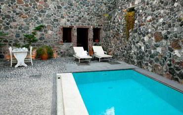 圣托里尼岛圣托里尼水上公园附近酒店公寓住宿:圣托里尼别墅及豪宅