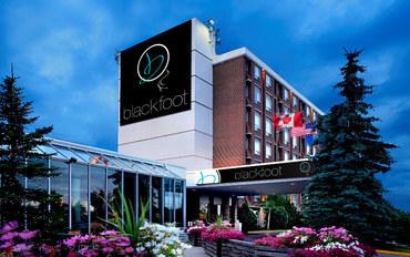卡尔加里酒店公寓住宿:布莱克福特俱乐部