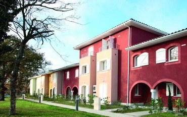 图卢兹酒店公寓住宿:图卢兹科洛米尔公园套房