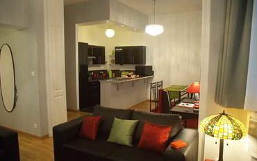 里尔酒店公寓住宿:里尔古诺别墅