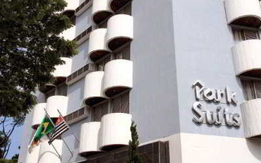 圣保罗酒店公寓住宿:棕榈叶住宅