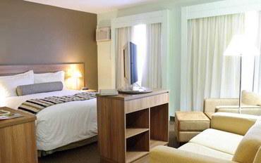 巴西利亚酒店公寓住宿:诺比尔湖滨度假俱乐部