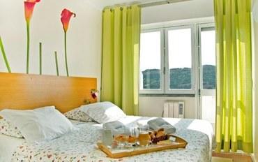 埃什托里尔海岸酒店公寓住宿:辛特拉太阳 - 旅游公寓