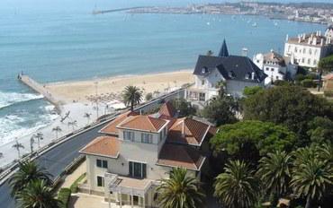 埃什托里尔海岸酒店公寓住宿:埃斯托里尔伊甸园海滨公寓