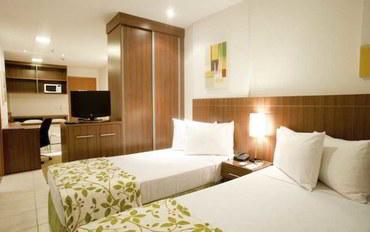 巴西利亚酒店公寓住宿:诺比尔纪念套房公寓