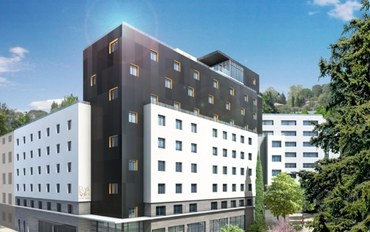 里昂酒店公寓住宿:公园套房里昂瓦斯优雅国际城公寓