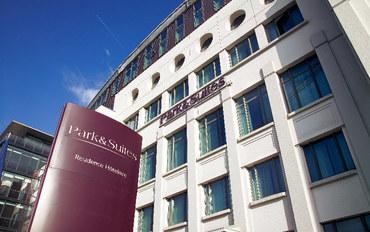 里昂酒店公寓住宿:普莱斯蒂奇里昂帕特迪尔公园套房