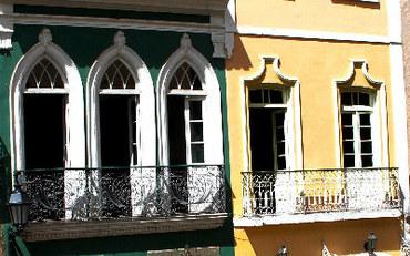萨尔瓦多酒店公寓住宿:卡尔穆精品工作室公寓