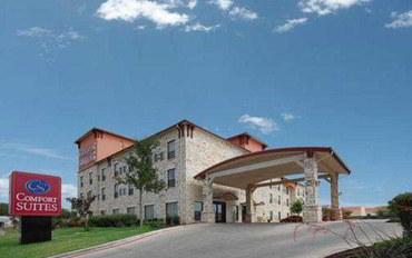 圣安东尼奥酒店公寓住宿:舒适套房近海洋世界公寓