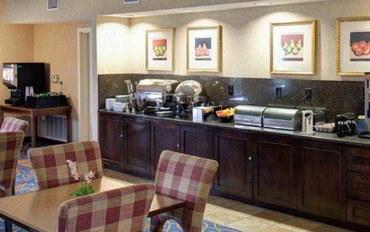 圣安东尼奥酒店公寓住宿:圣安东尼奥西北万豪广场套房公寓