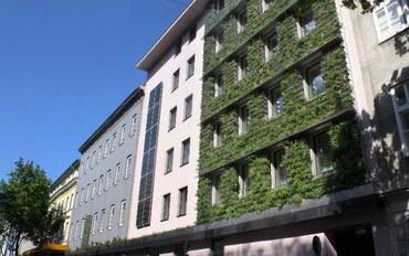 维也纳酒店公寓住宿:斯塔德尔精品设计酒店
