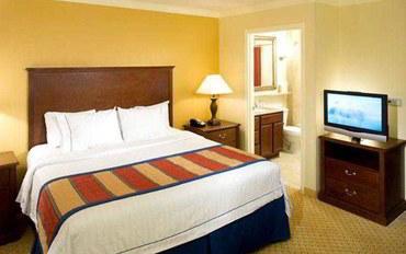 圣安东尼奥酒店公寓住宿:圣安东尼奥机场套房