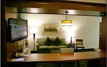 圣安东尼奥酒店公寓住宿:圣安东尼奥/东北I-35汉普顿套房
