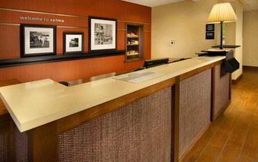 圣安东尼奥酒店公寓住宿:塞尔玛-圣安东尼奥/伦道夫空军基地欢朋套房