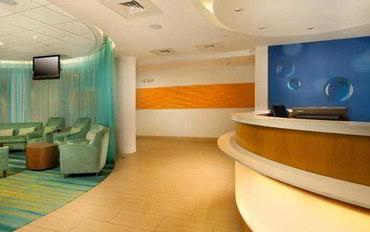 圣安东尼奥酒店公寓住宿:圣安东尼奥春季山丘医疗中心套房公寓