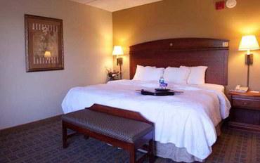 圣安东尼奥酒店公寓住宿:斯哥尔斯汉普顿套房