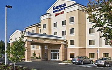 圣安东尼奥酒店公寓住宿:圣安东尼奥北部/石橡树费尔菲尔德套房