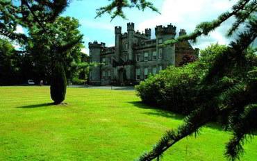 爱丁堡酒店公寓住宿:艾尔斯城堡及水疗度假村