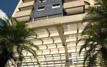 圣保罗酒店公寓住宿:瑞玛圣莎贝尔套房及生活旅馆