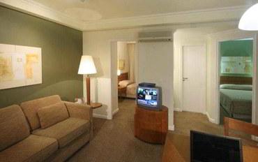 圣保罗酒店公寓住宿:贝拉辛特拉精品套房长住公寓