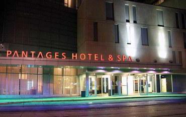 多伦多酒店公寓住宿:多伦多中心潘塔基斯公寓及Spa中心