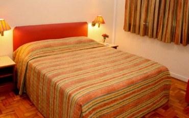 圣保罗酒店公寓住宿:罗哈斯全套房公寓