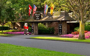 温哥华岛酒店公寓住宿:苏格兰皇家套房