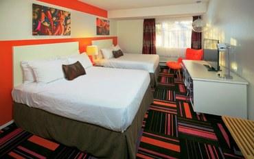 温哥华岛酒店公寓住宿:ZED缤纷设计旅馆