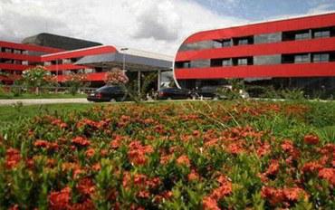 巴西利亚酒店公寓住宿:巴西利亚阿尔沃拉达金色郁金香公寓