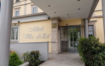 斯特拉斯堡酒店公寓住宿:东别墅