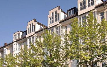 慕尼黑酒店公寓住宿:慕尼黑西城雷奥那多式公寓