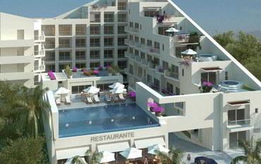 马萨特兰酒店公寓住宿:珊瑚岛&Spa度假村