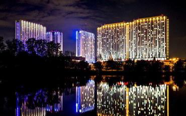 莫斯科酒店公寓住宿:最佳西方加维加会议中心