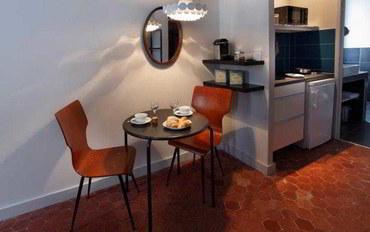 马赛酒店公寓住宿:迪考街龙公寓