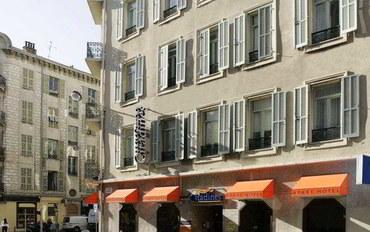 尼斯酒店公寓住宿:尼斯布发库克德馨乐庭服务公寓