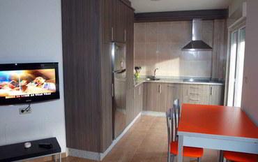拉科鲁尼亚菲斯特拉附近酒店公寓住宿:蒙泰马耶拉公寓