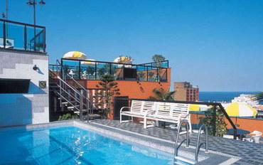 里约热内卢酒店公寓住宿:米拉索尔科帕卡巴纳度假村