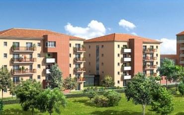 图卢兹酒店公寓住宿:比亚里茨拉格朗日市圣米歇尔公寓