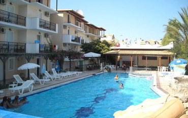 扎金索斯州酒店公寓住宿:阿波罗度假村