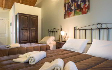 扎金索斯州酒店公寓住宿:波尔图茨奥斯特里亚斯公寓