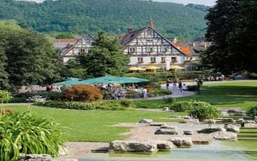 斯图加特酒店公寓住宿:柏德乌尔克恩吉恩精品度假村