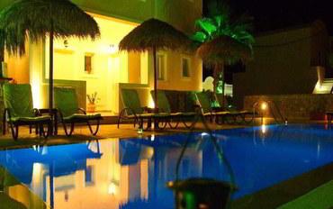 圣托里尼岛圣托里尼水上公园附近酒店公寓住宿:卡亚公寓