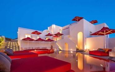 圣托里尼岛圣托里尼水上公园附近酒店公寓住宿:艺术精品旅馆