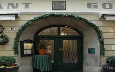 萨尔茨堡酒店公寓住宿:萨尔茨堡卡萨布罗旧城旅馆