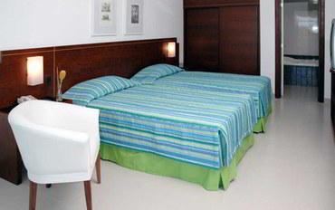 萨尔瓦多酒店公寓住宿:巴伊亚广场度假村