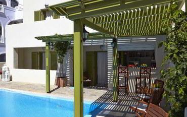 圣托里尼岛圣托里尼水上公园附近酒店公寓住宿:马力欧公寓
