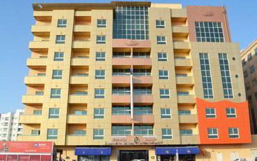 迪拜酒店公寓住宿:贝蒂精品公寓